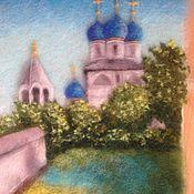 Картины и панно ручной работы. Ярмарка Мастеров - ручная работа Собор. Handmade.