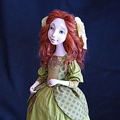 "Куклы и игрушки handmade. Livemaster - original item Art Doll  ""New Alice`s Adventure"". Handmade."