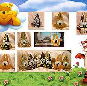 Куклы и игрушки ручной работы. Ярмарка Мастеров - ручная работа Абракадабра. Handmade.