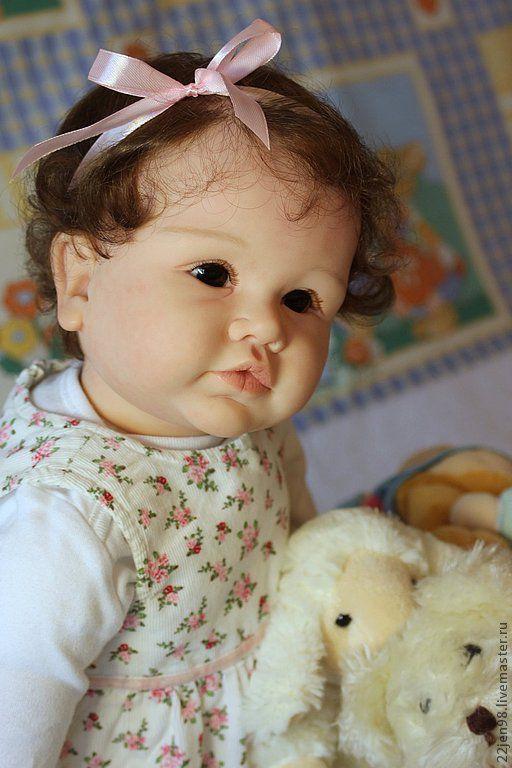 Куклы-младенцы и reborn ручной работы. Ярмарка Мастеров - ручная работа. Купить Кукла реборн Аришка .. Handmade. Авторская кукла