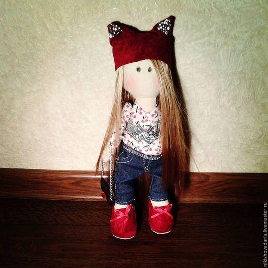 Куклы тыквоголовки ручной работы. Ярмарка Мастеров - ручная работа. Купить Куклы. Handmade. Куклы ручной работы, Кукла в платье