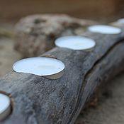 Для дома и интерьера handmade. Livemaster - original item Candle holder for tea candles
