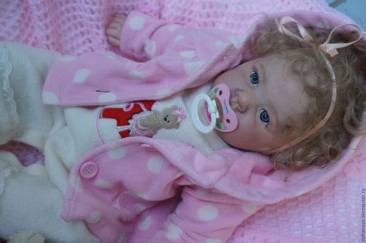 Куклы-младенцы и reborn ручной работы. Ярмарка Мастеров - ручная работа. Купить Кукла реборн молд Кристалл по Donna RuBert.. Handmade.
