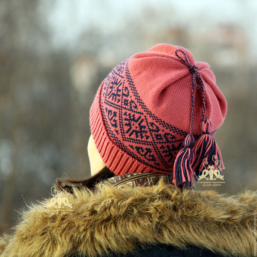 шапка вязаная женская, шапка вязаная купить, шапка на зиму