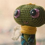 Куклы и игрушки ручной работы. Ярмарка Мастеров - ручная работа Ква-ква. Handmade.