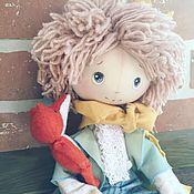 """Куклы и игрушки ручной работы. Ярмарка Мастеров - ручная работа Кукла текстильная """"Маленький Принц"""". Handmade."""