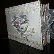 Свадебный салон ручной работы. Ярмарка Мастеров - ручная работа Альбом свадебный. Handmade.
