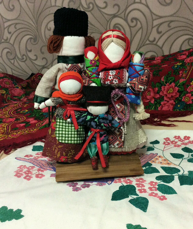 Обереги куклы для дома