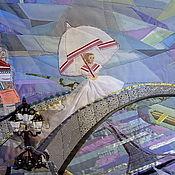"""Картины и панно ручной работы. Ярмарка Мастеров - ручная работа Панно """"Когда сбываются мечты..."""". Handmade."""