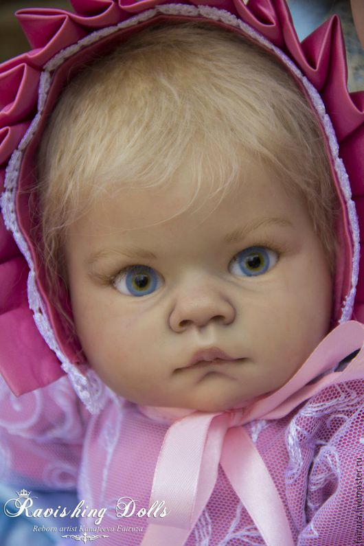 Куклы-младенцы и reborn ручной работы. Кукла-реборн Саванна. Моя работа.Канафеева Файруза. Ярмарка Мастеров. OOAK. Уникат.