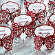 'Butterfly' table place cards, Card, Moscow,  Фото №1