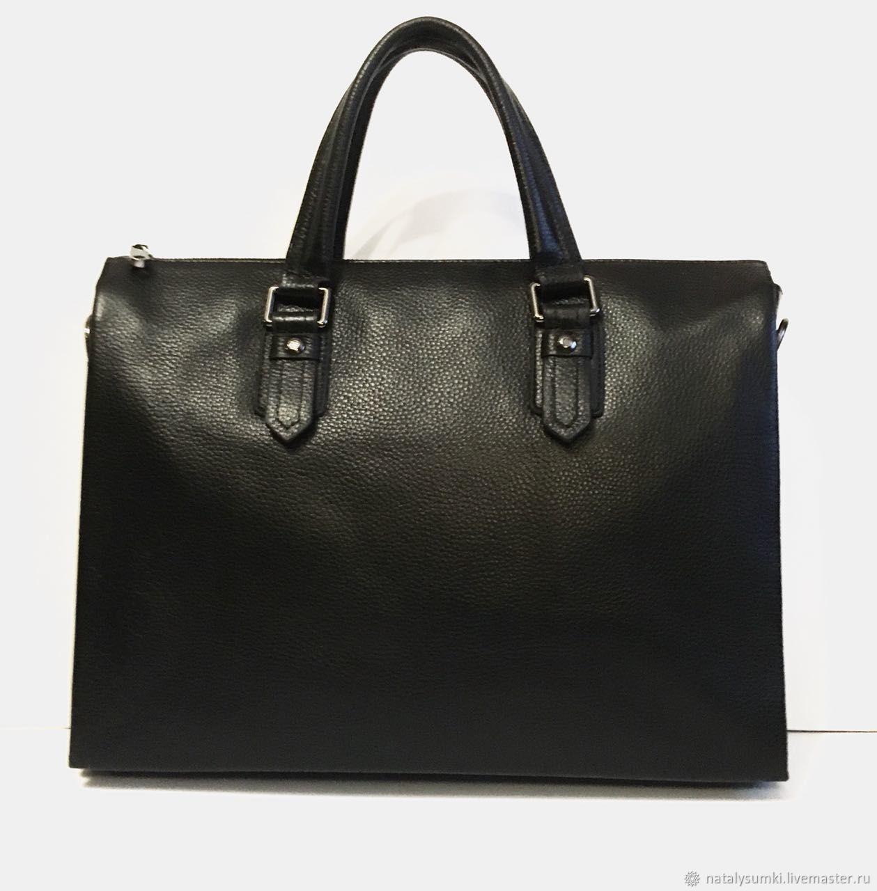 973768b475d2 Мужские сумки ручной работы. Ярмарка Мастеров - ручная работа. Купить  Мужская кожаная сумка 3 ...