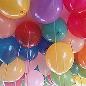 Аксессуары ручной работы. Ярмарка Мастеров - ручная работа Оформление воздушными шариками пастельных цветов. Handmade.