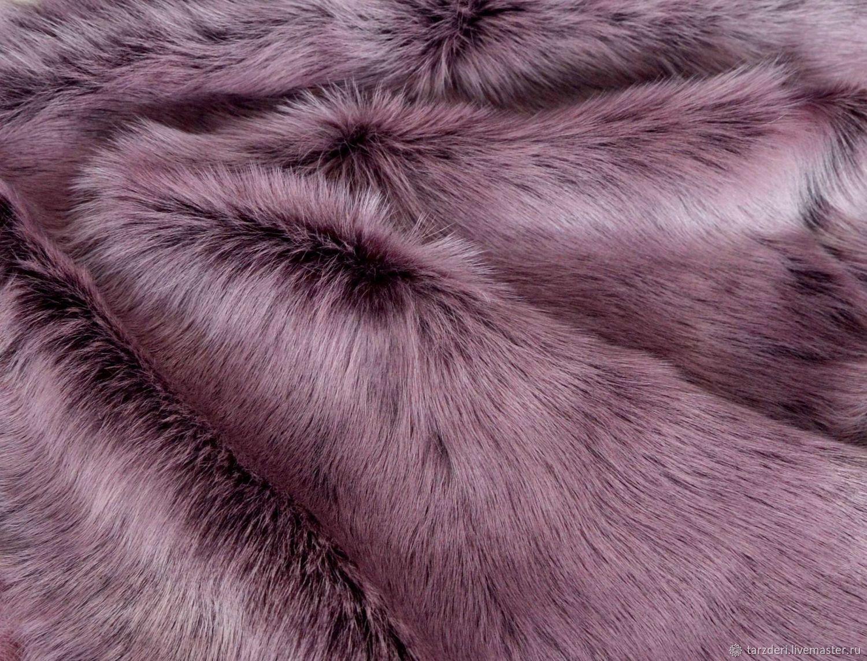 Natural fur-Tuscany dusty cherry, Fur, Ankara,  Фото №1
