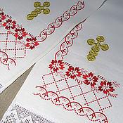 Русский стиль handmade. Livemaster - original item The towel on the icon. SKU: 0321c343. Handmade.