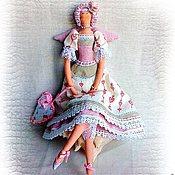 Куклы и игрушки ручной работы. Ярмарка Мастеров - ручная работа Фея хранительница домашнего очага кукла тильда. Handmade.