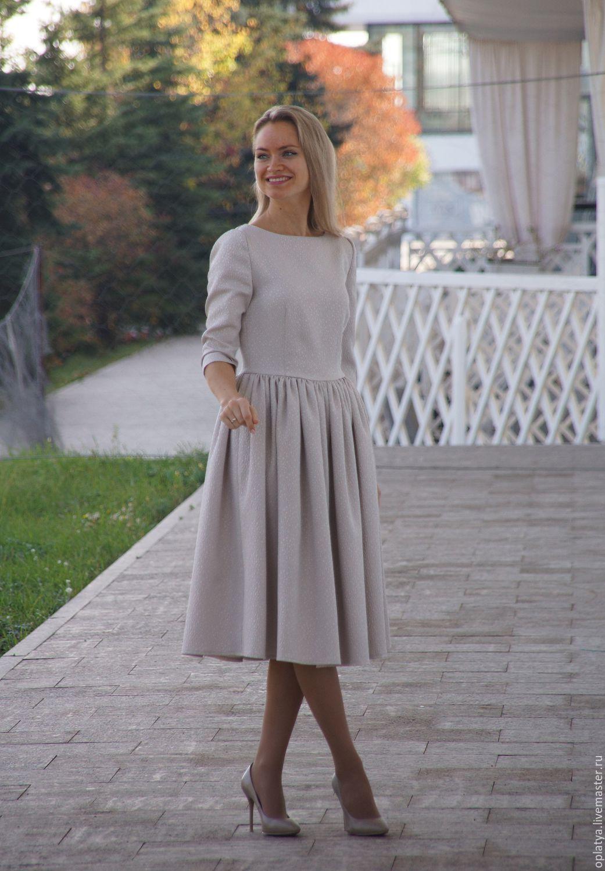 9051e12aaed Платье Анжелика – купить в интернет-магазине на Ярмарке Мастеров с ...