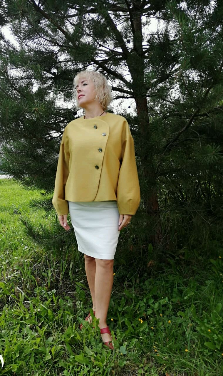 jacket casual . jacket. Custom, Suit Jackets, Orekhovo-Zuyevo,  Фото №1