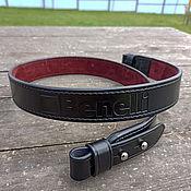 Сувениры и подарки handmade. Livemaster - original item Shoulder strap on the gun mod.6.2 Benelli Nero. Handmade.