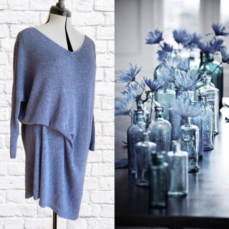 Платье летнее из 100% буретного шелка вязаное большой размер, Платья, Кировск, Фото №1