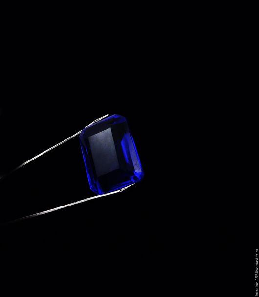 Для украшений ручной работы. Ярмарка Мастеров - ручная работа. Купить Топаз Blue,28,75 карата. Handmade. Синий