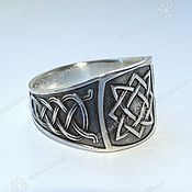 Русский стиль handmade. Livemaster - original item Ring Star Of Russia. Handmade.