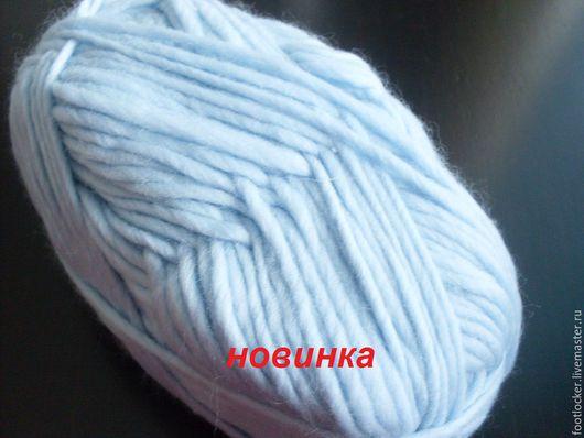 Валяние ручной работы. Ярмарка Мастеров - ручная работа. Купить Ровница для вязания / валяния (Болгария), 19 мкр, 100 гр, Голубая. Handmade.