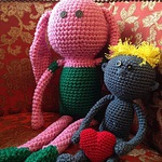 Любовь (clumsyme-toys) - Ярмарка Мастеров - ручная работа, handmade