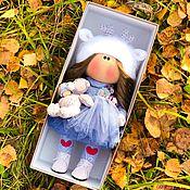 Куклы Тильда ручной работы. Ярмарка Мастеров - ручная работа Оленяша. Handmade.