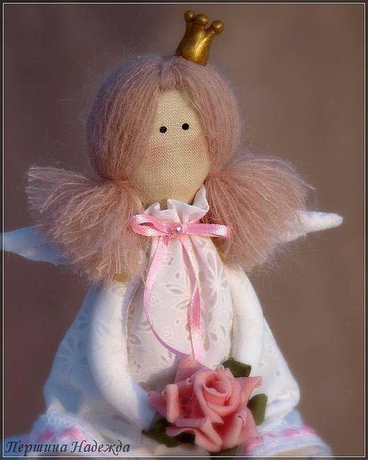 Куклы Тильды ручной работы. Ярмарка Мастеров - ручная работа. Купить Принцесса на горошине Розочка. Handmade. Кукла, оригинальный подарок