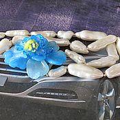 Украшения ручной работы. Ярмарка Мастеров - ручная работа Бусы. Речной жемчуг бива и лемпворк.. Handmade.
