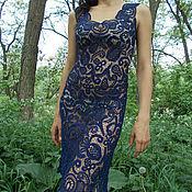 """Одежда ручной работы. Ярмарка Мастеров - ручная работа платье """"Воздушное утро"""". Handmade."""