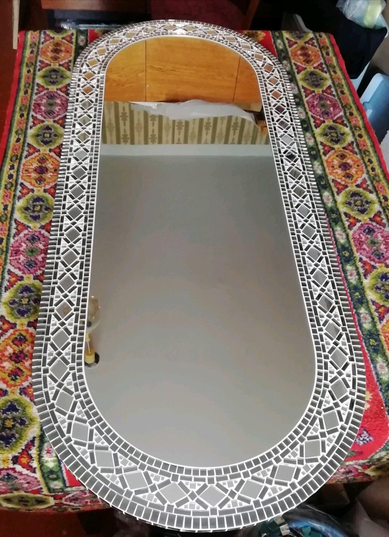 Зеркало в прихожую ручной работы, Зеркала, Тамбов,  Фото №1