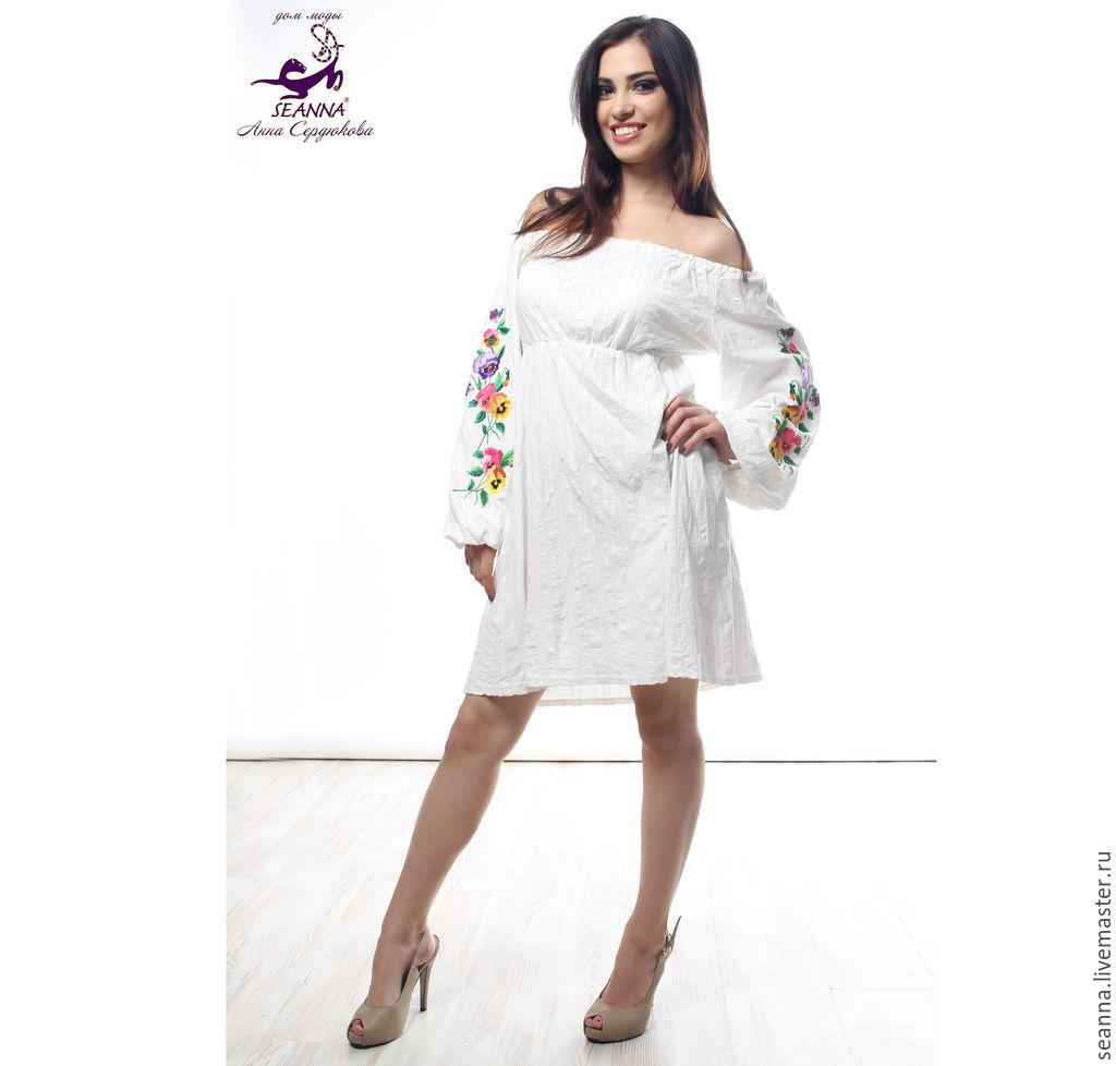 Платье туника купить в интернет магазине