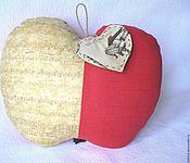 Для дома и интерьера ручной работы. Ярмарка Мастеров - ручная работа Яблоко для музыканта. Handmade.