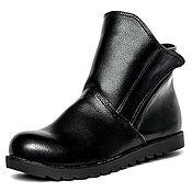 Boots handmade. Livemaster - original item Demi boots 8d-46 (СЧ). Handmade.