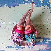 Для дома и интерьера ручной работы. Ярмарка Мастеров - ручная работа Кухонные гномы. Handmade.