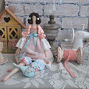 """Куклы и игрушки ручной работы. Ярмарка Мастеров - ручная работа Кукла в стиле Тильда """"Летний день-2"""". Handmade."""