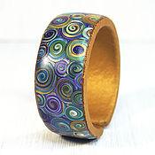 Украшения handmade. Livemaster - original item Bracelet from polymer clay - Nature. Handmade.