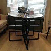 Для дома и интерьера handmade. Livemaster - original item Round office table