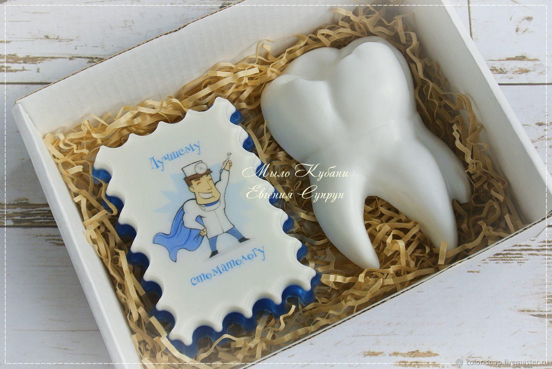 Подарок стоматологу в знак благодарности 17