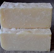 Косметика ручной работы handmade. Livemaster - original item Natural soap with oil of him for problem and oily skin. Handmade.