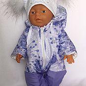 Одежда для кукол ручной работы. Ярмарка Мастеров - ручная работа Комбинезон для Бэби борн. Handmade.