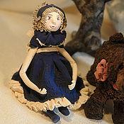 """Куклы и игрушки ручной работы. Ярмарка Мастеров - ручная работа Кукла из полимерной глины """"Авиталь"""". Handmade."""
