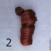 Материалы для творчества ручной работы. Ярмарка Мастеров - ручная работа Волосы кудри крупные для кукол.. Handmade.