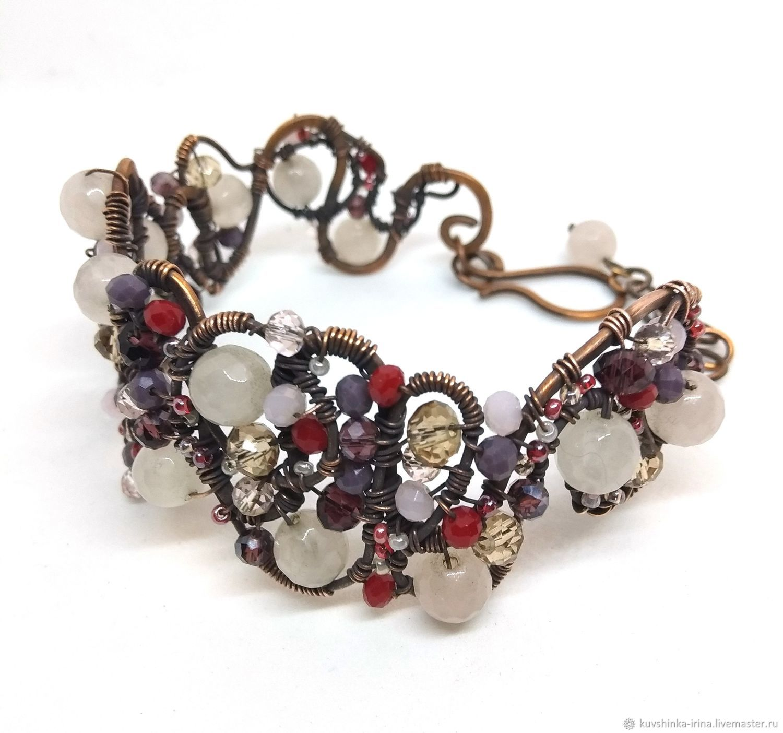 bracelet Mosaic, Bead bracelet, St. Petersburg,  Фото №1