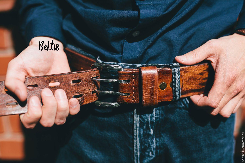 Широкие кожаные мужские ремни для джинсов приметы ремень в подарок