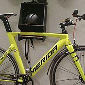 Хранение вещей ручной работы. Ярмарка Мастеров - ручная работа Полка для велосипеда/хранение велосипеда. Handmade.