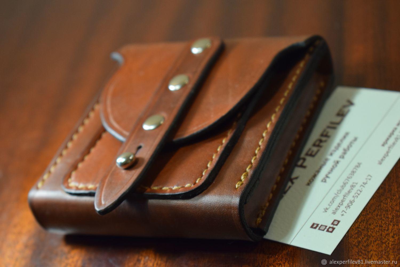 Кошелек на пояс для сигарет или денег №2, Кошельки, Кострома,  Фото №1