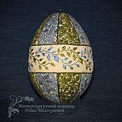 Сувениры и подарки handmade. Livemaster - original item Easter Egg Spring. Handmade.